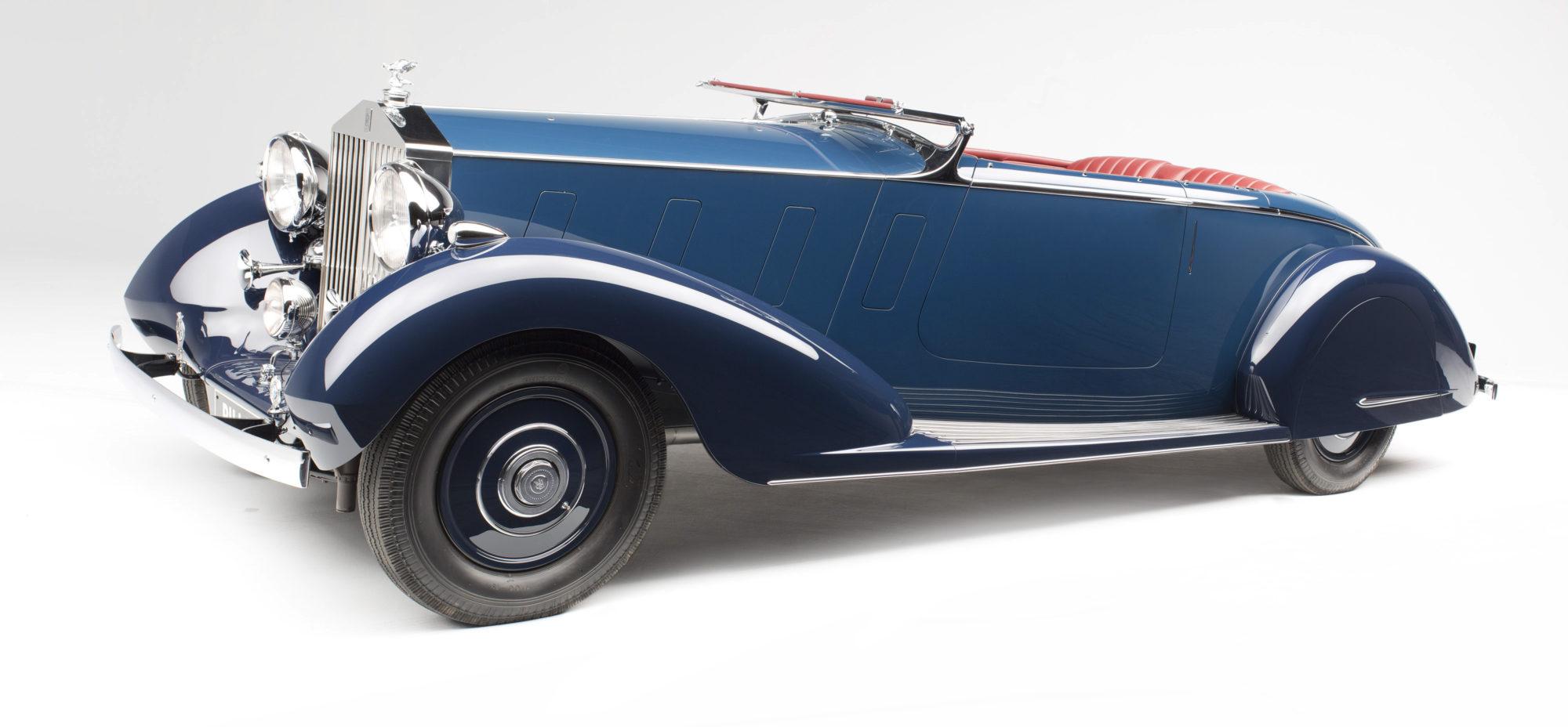 Rolls-Royce Phantom III Thrupp + Maberley