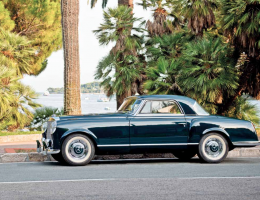 Car of the Week #17: Mercedes 300SC Pininfarina Coupé
