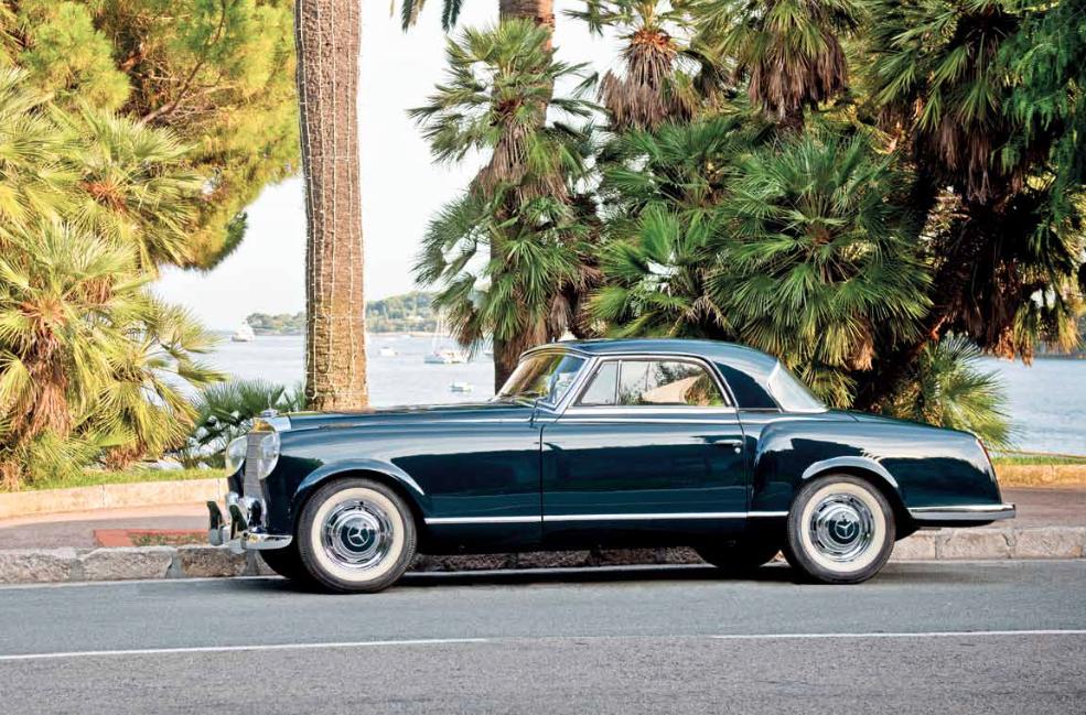 Car of the Week #17: Mercedes 300SC Pininfarina Coupé