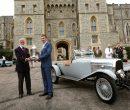 1923 Aston Martin Clover Leaf win RAC Club Trophy