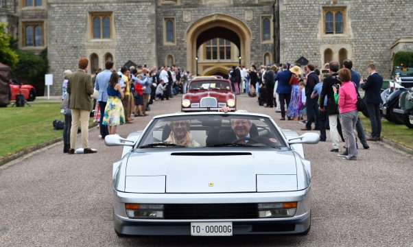 Concours of Elegance 2016