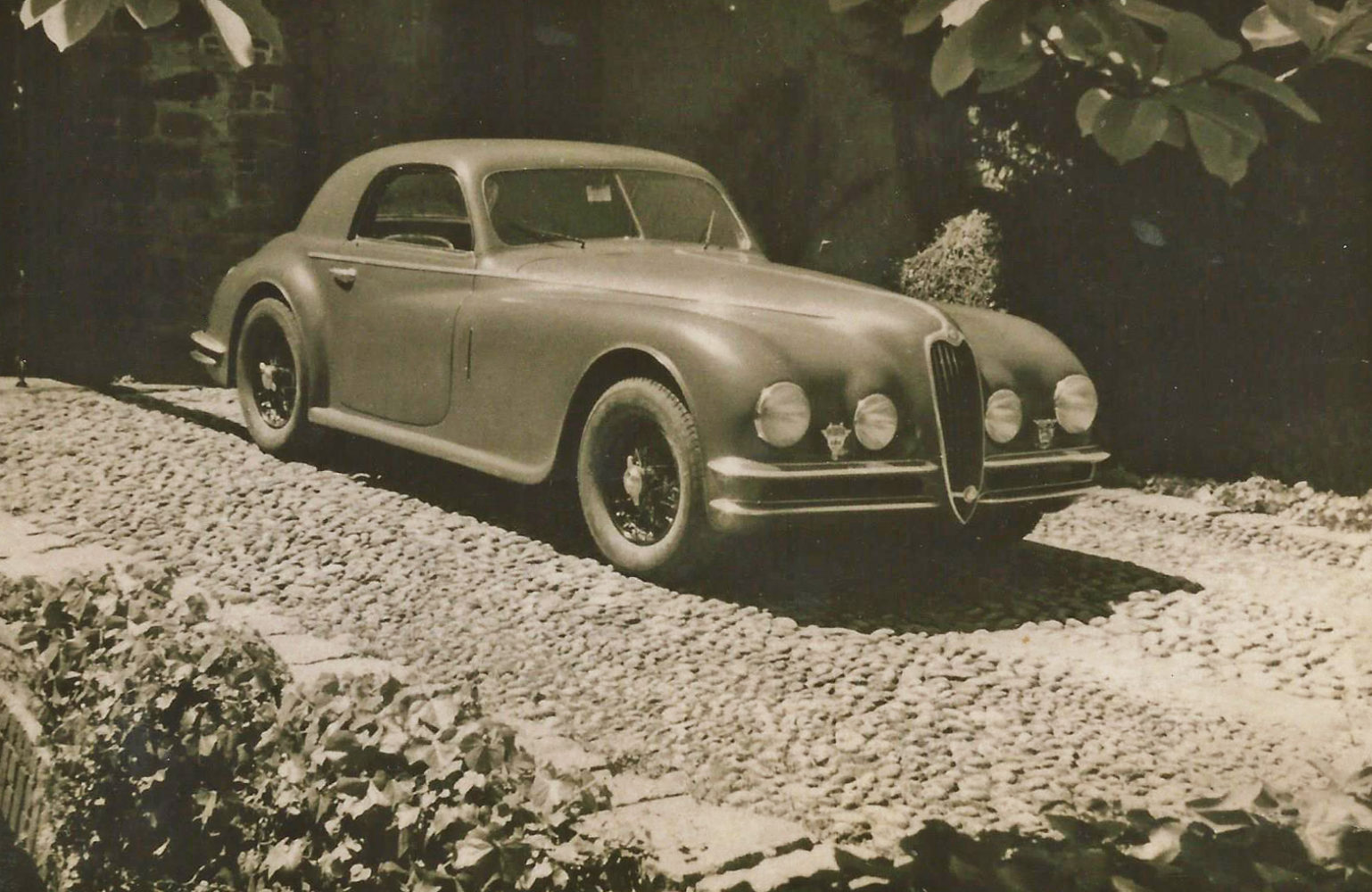 Car of the Week: Alfa Romeo 6C 2500 SS 'Trossi'