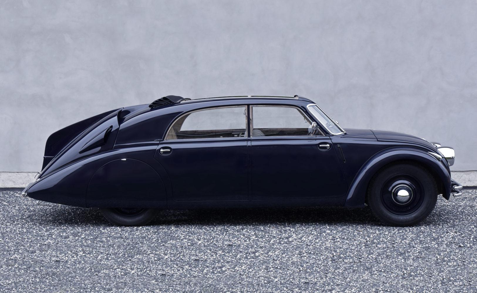 Car of the Week: Tatra 77
