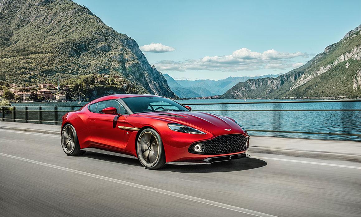 Car of the Week: Aston Martin Vanquish Zagato