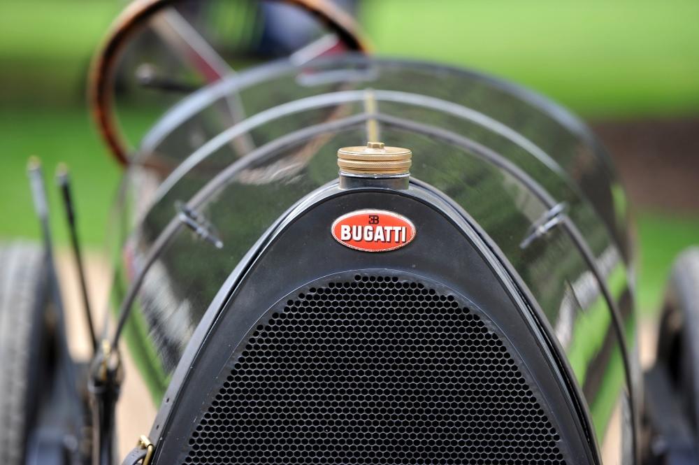 Bugatti at Concours