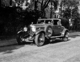 Car of the Week: Bentley 4.5-Litre Victor Broom Drophead