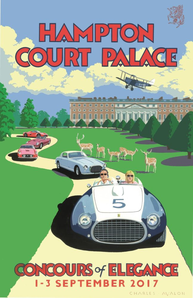 2017 Hampton Court Concours of Elegance
