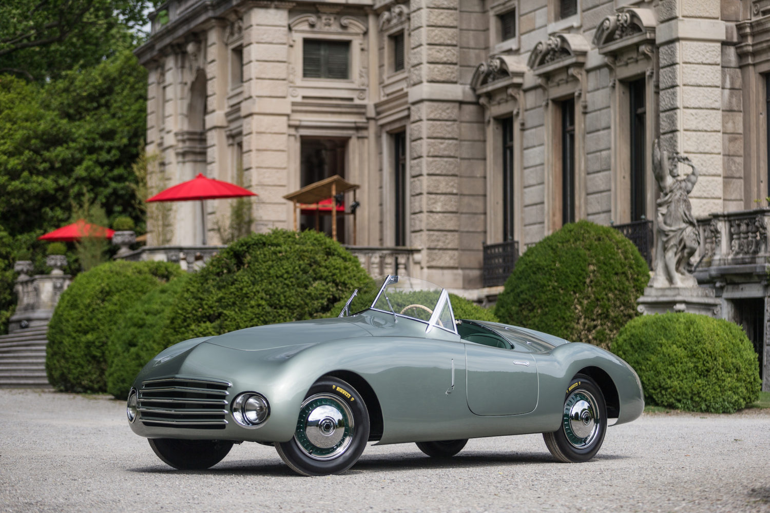Car of the Week: Fiat 1100 Frua Spider