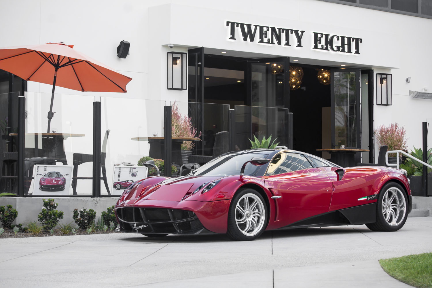 Incredible supercars set for 'Harry's Garage' at Concours of Elegance