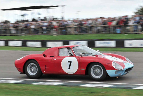 Car of the Week: Ferrari 250 LM Scaglietti