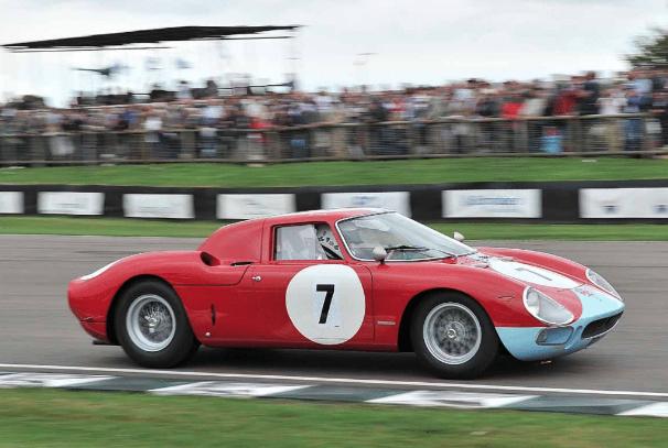Car of the Week: Ferrari 250 LM Scaglietti