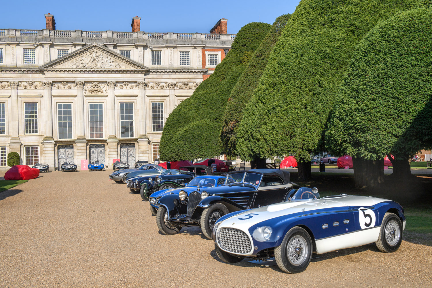Concours of Elegance and Hampton Court Palace sign new five-year deal