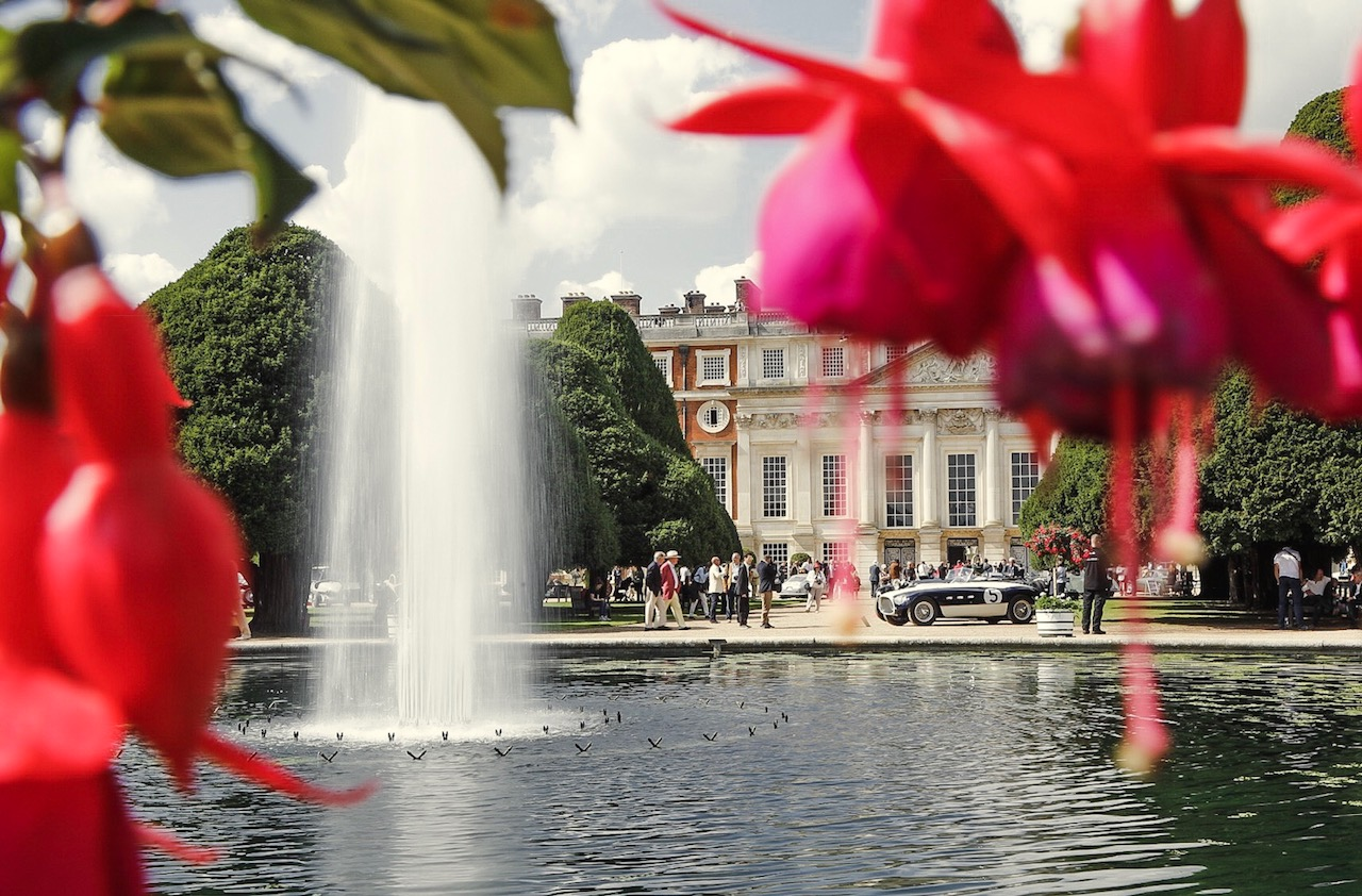 Concours of Elegance Celebrates Glorious First Day at Hampton Court Palace