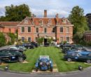 THE WORLD'S RAREST CARS WARM UP FOR CONCOURS OF ELEGANCE 2017 AT HAMPTON COURT PALACE