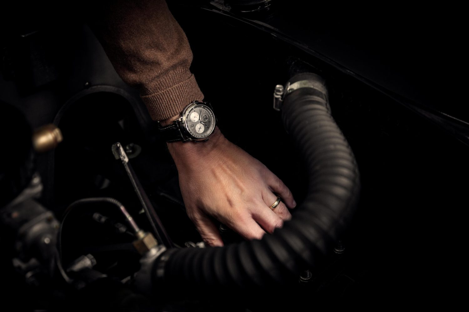 Concours of Elegance Partners with A. Lange & Söhne