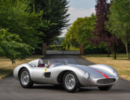 Full Car List Revealed for Concours of Elegance at Hampton Court Palace