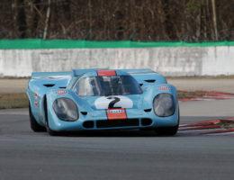 Porsche 917K Leads Host of Endurance Racing Legends at Concours of Elegance