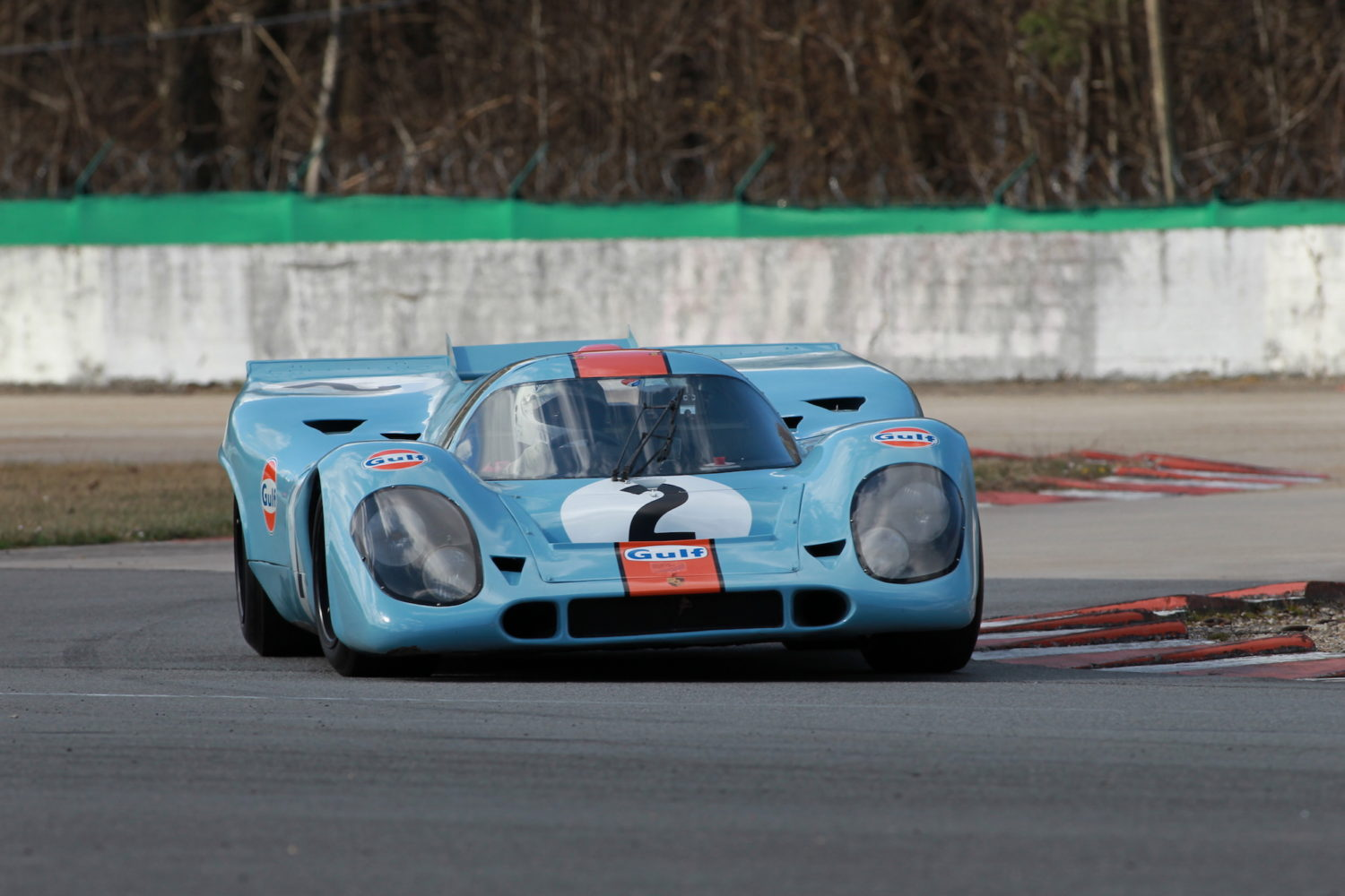 Porsche 917K Leads Host of Endurance Racing Legends at Concours of Elegance