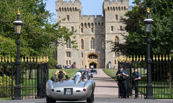 Concours of Elegance 2018: Windsor Tour