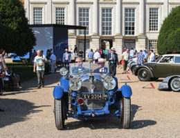 Mercedes-Benz S-Type Barker 'Boat Tail' Wins Best in Show at Concours of Elegance 2018