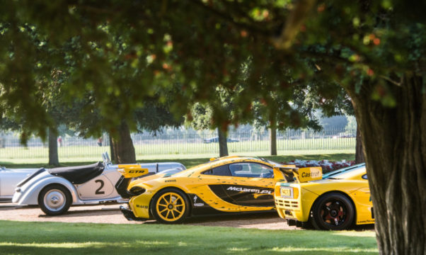 Concours of Elegance 2018 Selection