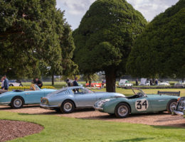 Concours of Elegance Strengthens Car Curation Team