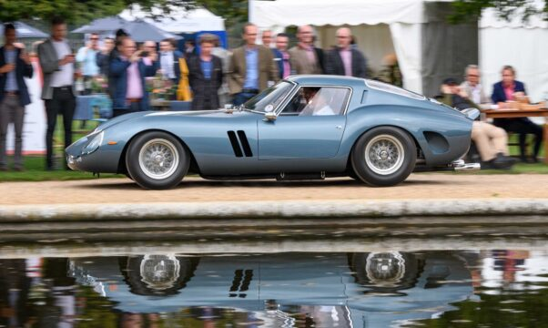 Concours of Elegance 2020: Gallery I