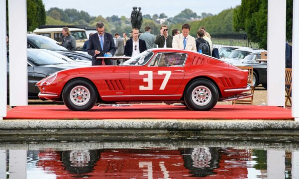 Concours of Elegance 2020: Gallery III