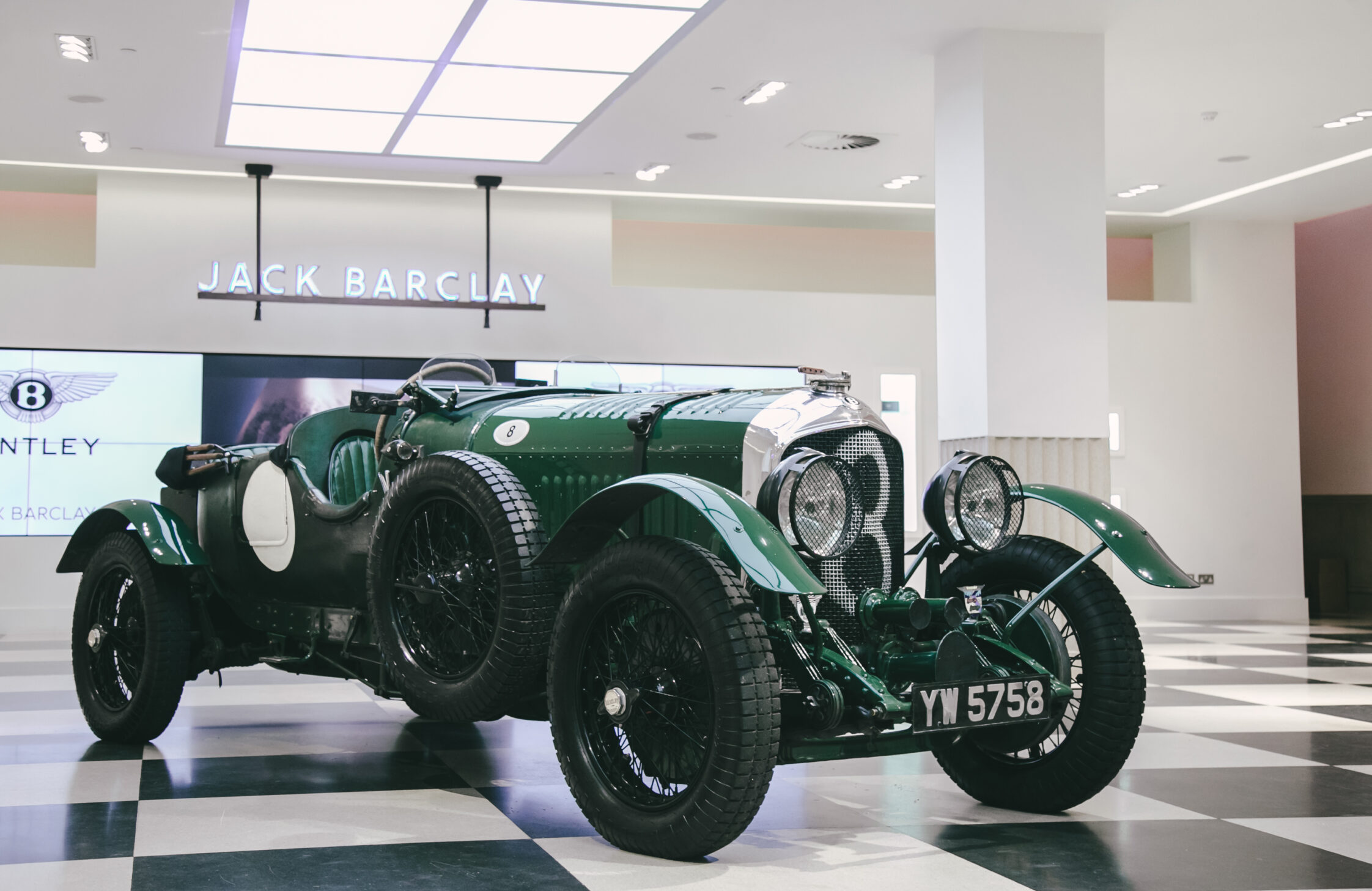 A Bountiful Collection of Bentleys