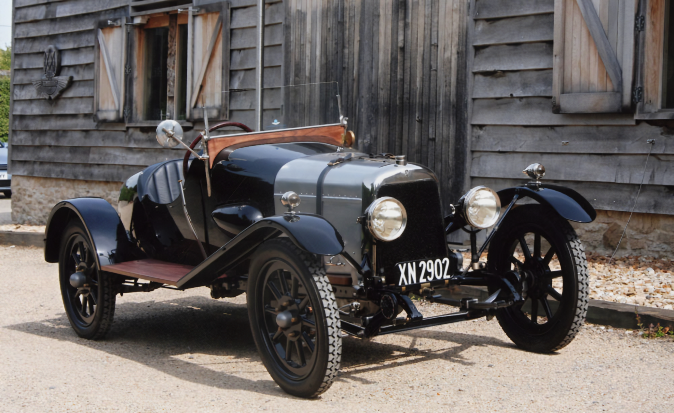 Oldest Aston Martin to Appear at Concours of Elegance