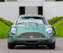 CONCOURS OF ELEGANCE TO HOST WORLD-FIRST CELEBRATION OF ASTON MARTIN AND ZAGATO