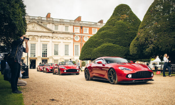 Concours of Elegance Gallery I