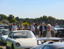 Concours of Elegance wins 'Concours of the Year' at Historic Motoring Awards