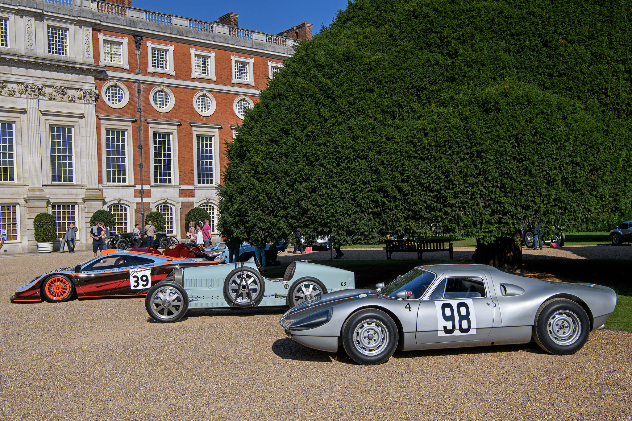 TICKETS ON SALE FOR THE UK'S FINEST CONCOURS EVENT