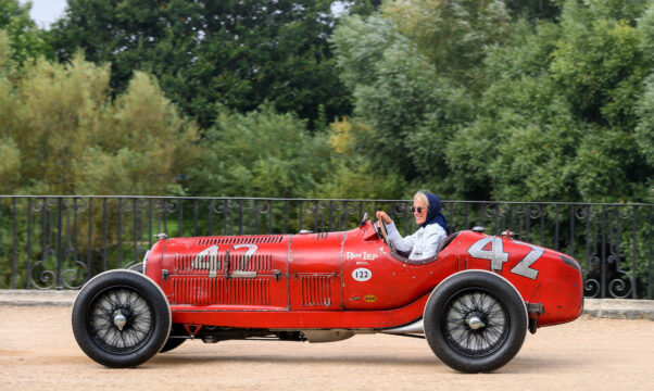 Concours of Elegance 2021: Gallery III – old