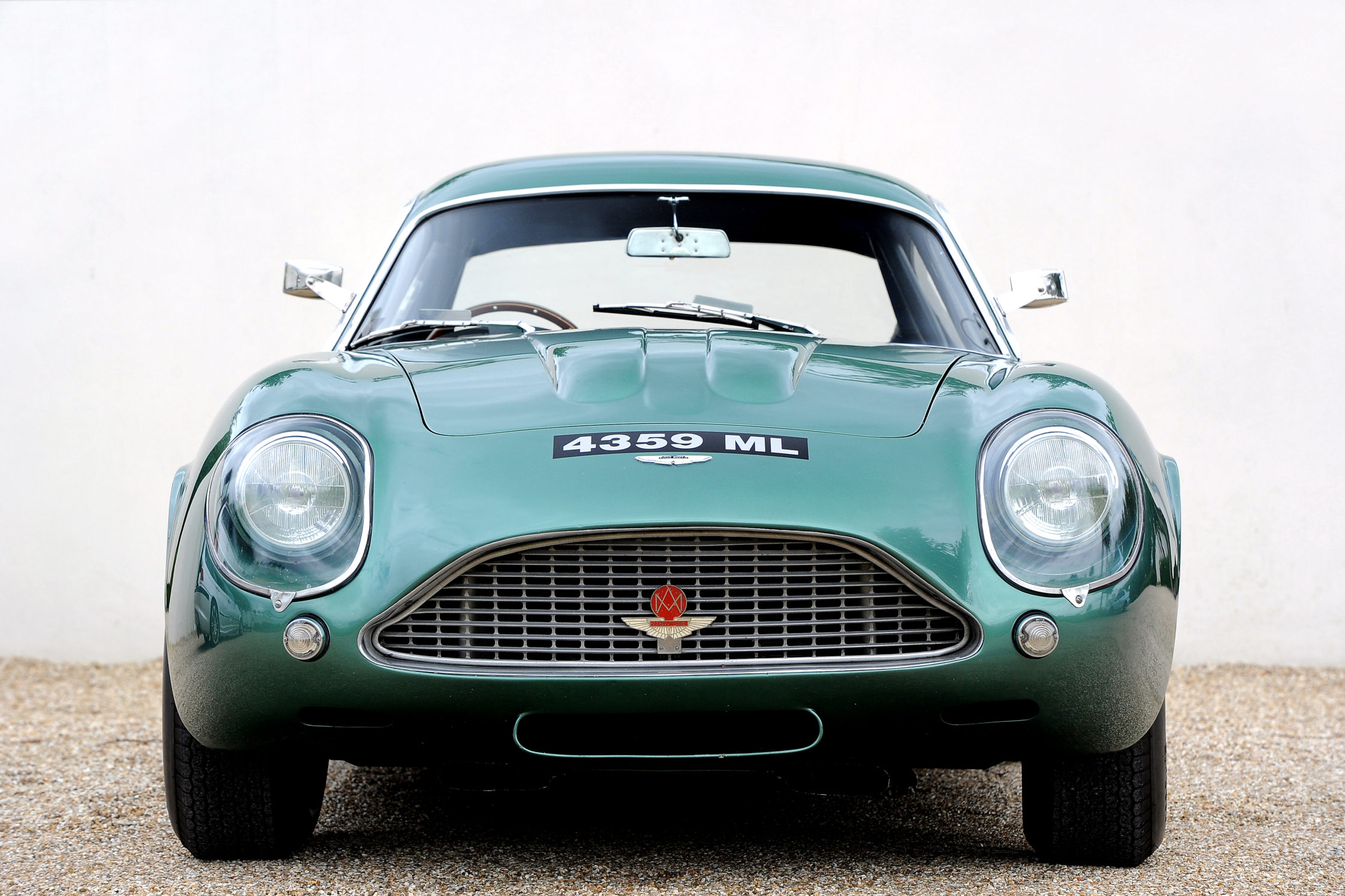 Concours of Elegance to Host World-First Aston Martin Zagato Display