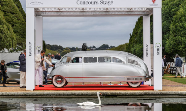 Concours of Elegance 2019: Selection