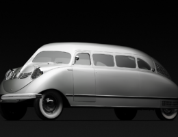 World's First Minivan Joins Concours of Elegance 2019