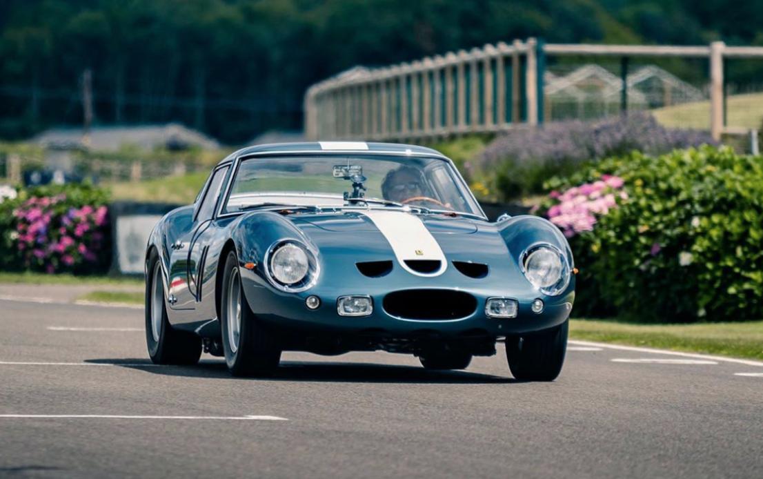 Ferrari 250 GTO Leads Prancing Horse Legends
