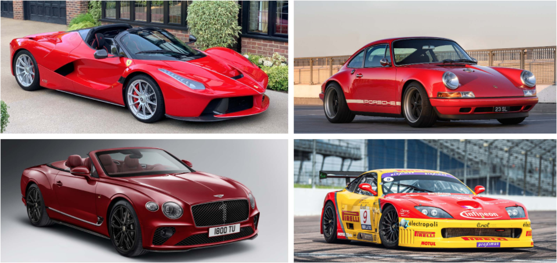 'Future Classics' Line-Up Stars Collector Cars of Tomorrow