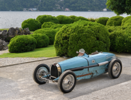 Bugatti's Most Beautiful Racer Confirmed