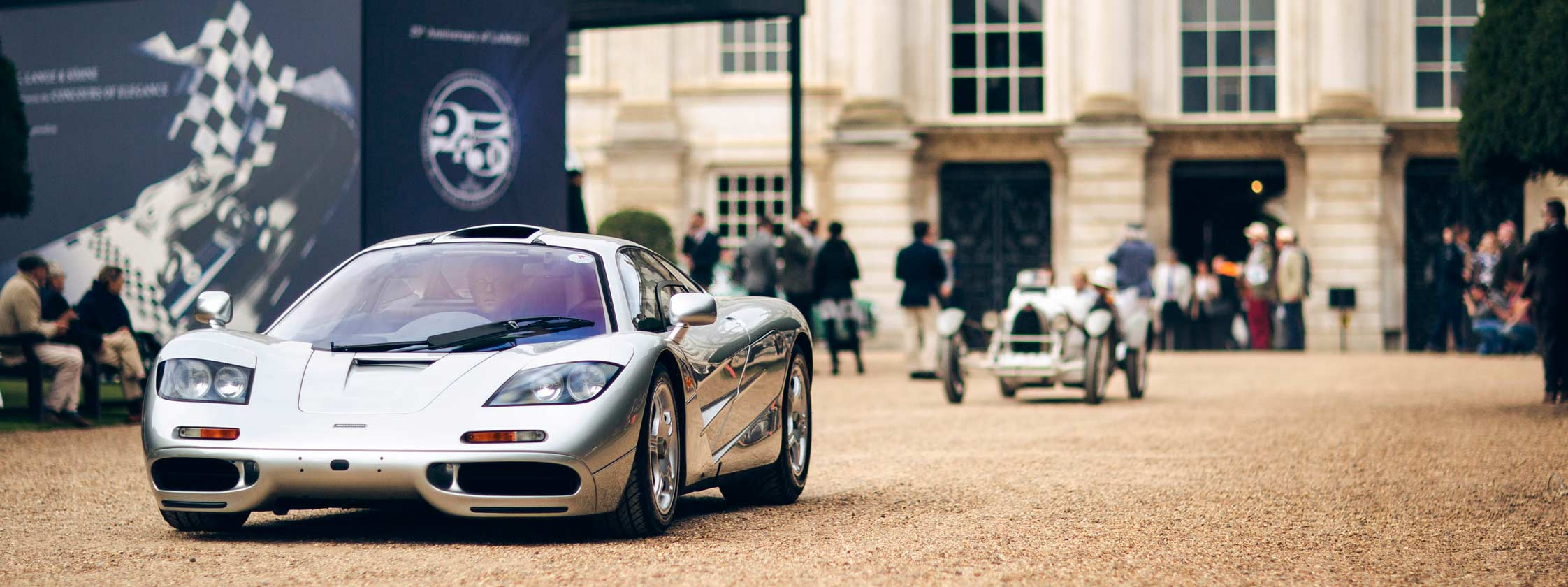 Concours of Elegance Welcomes Chubb as Official Insurance Partner
