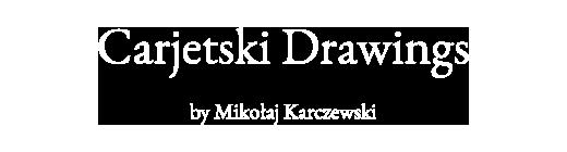 2020 Carjetski Drawings