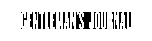 2020 Gentlemans Journal