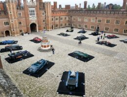 Concours of Elegance Partners with Gooding & Company
